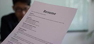 Resumes Demystified